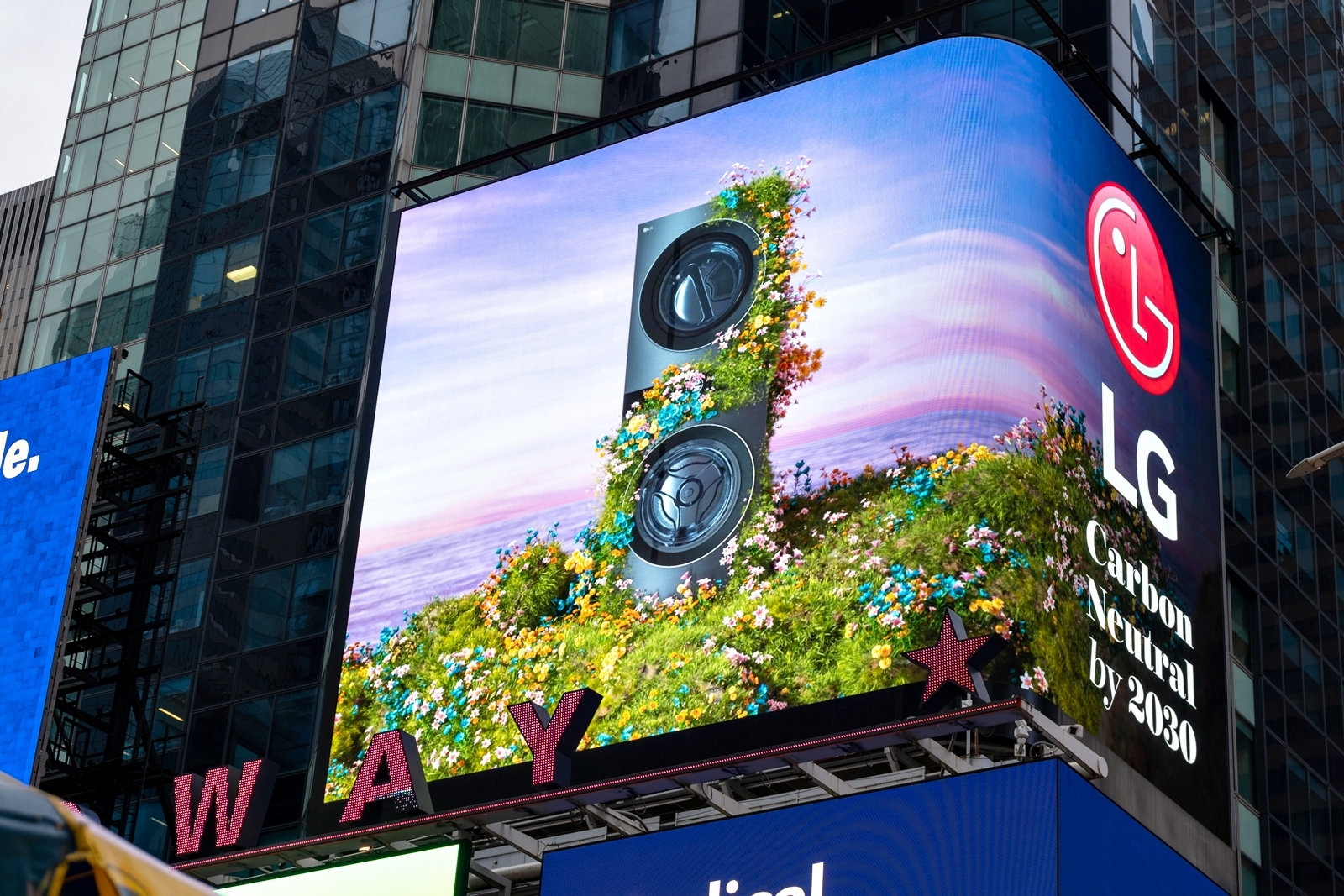 LG전자, '지구의 날' 맞아 환경보호 캠페인 펼쳐