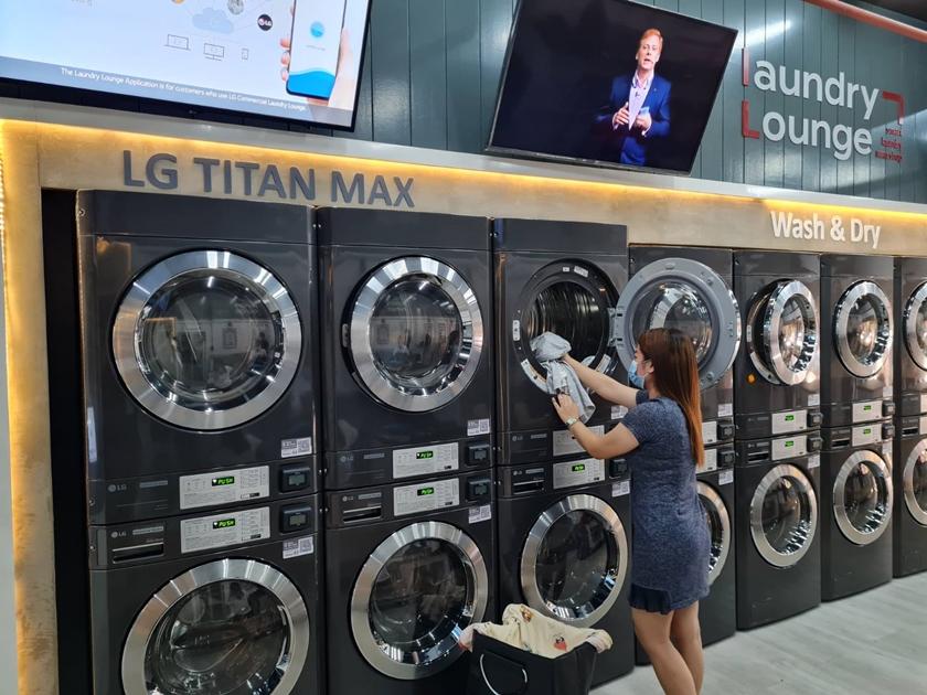 LG전자, 상업용 세탁기 시장 공략 속도 낸다