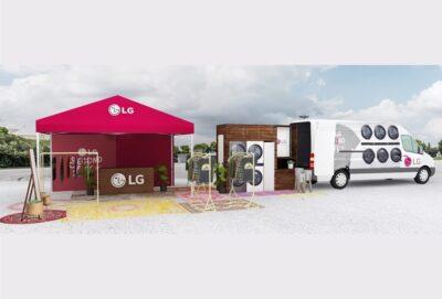 LG전자, 美서 환경보호 위한 『중고 의류 재활용 캠페인』 펼쳐