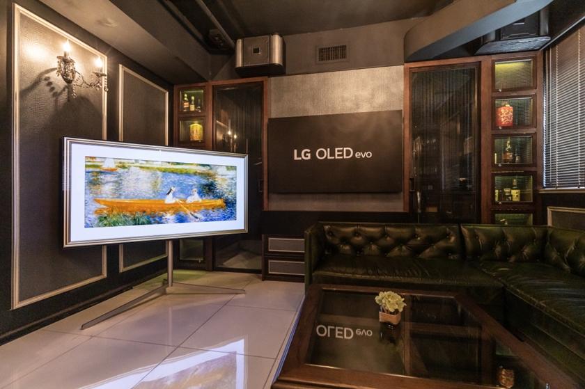 LG 올레드 에보(evo) 앞세워 프리미엄 시장서 『올레드 대세화』 굳힌다