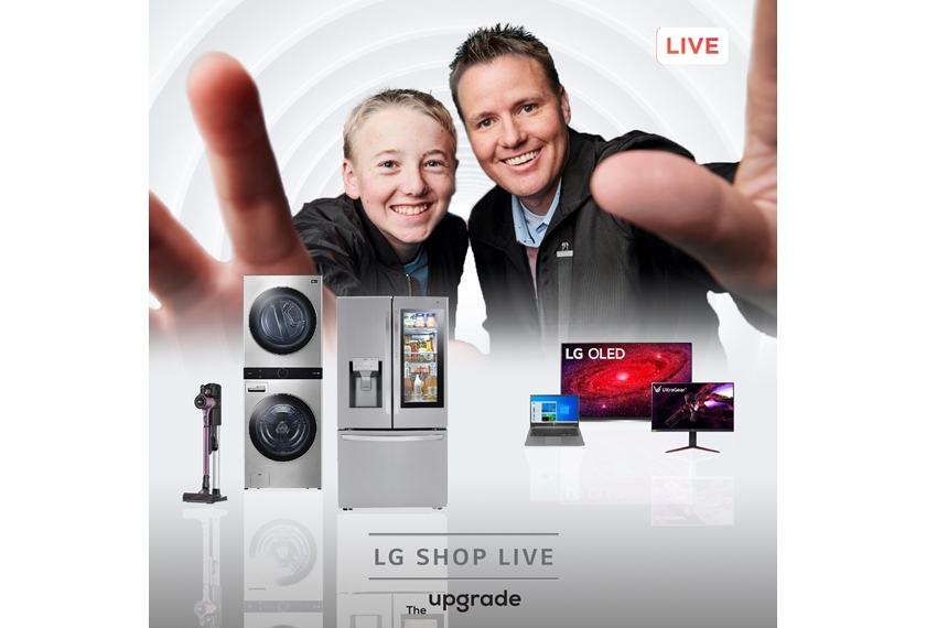 LG전자, 美서 라방 플랫폼 첫 선