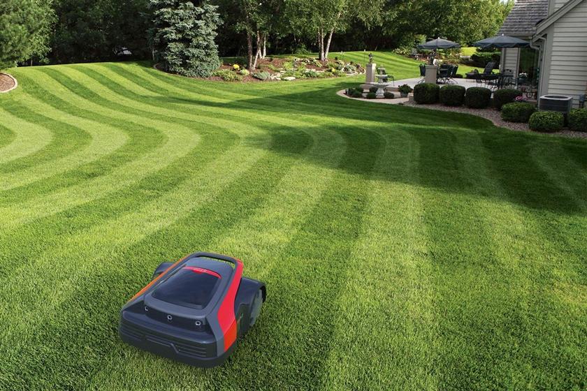 LG전자, 베타테스트 통해 「한국형 잔디깎이 로봇」 개발한다
