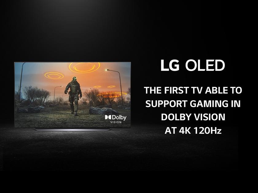 업계 최초로 4K·120Hz서도 '돌비비전 게이밍' 지원하는 LG 올레드 TV 화면