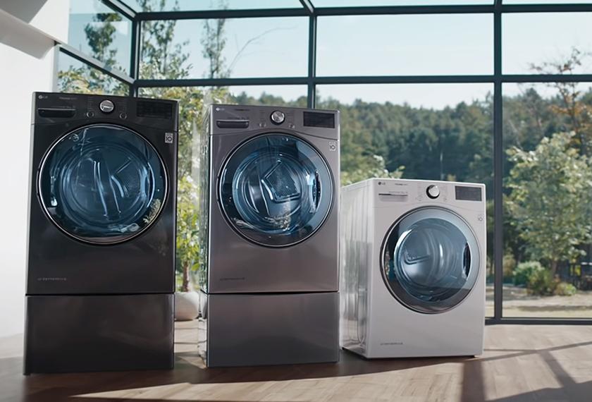 무더운 여름철. 뽀송뽀송하게 세탁물을 관리하려면?
