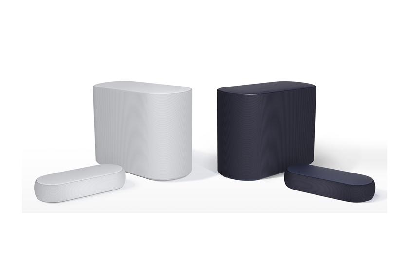 LG 에클레어 제품 이미지 블랙, 화이트