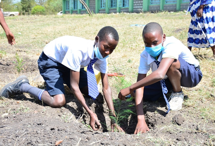 [Global 128MHz] #4 아프리카 아이들의 잠재력을 높이다!