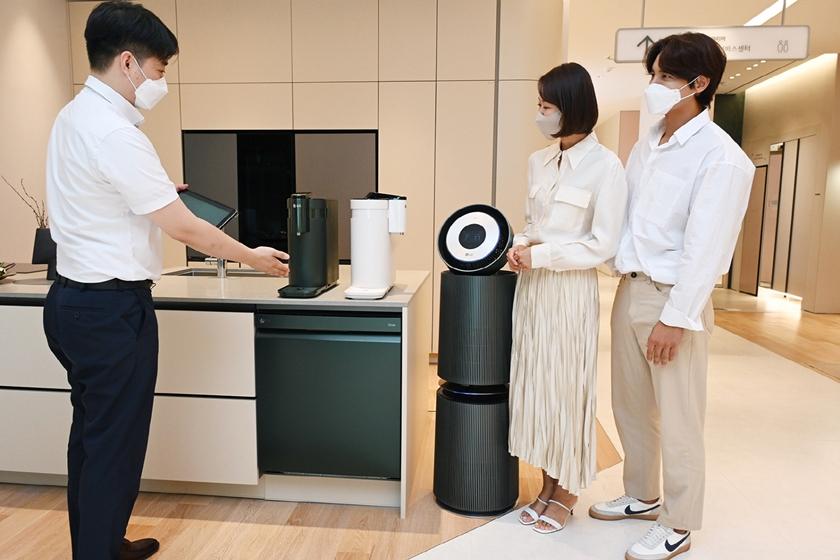 LG전자, 케어솔루션 사업에 통신비 기반 신용평가모형 도입
