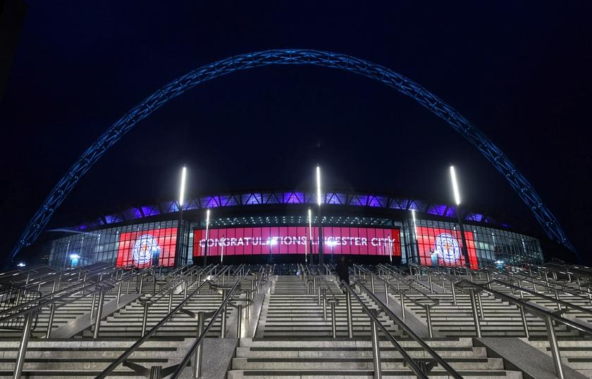 英 최대 경기장 웸블리 스타디움에 LG LED 사이니지 대거 공급