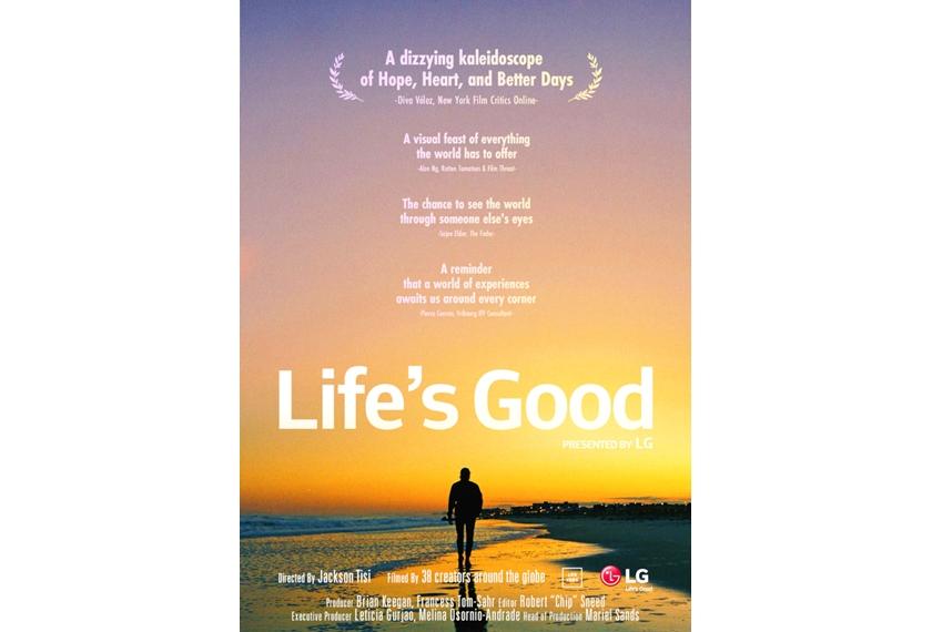 Life's Good 영화 포스터 이미지