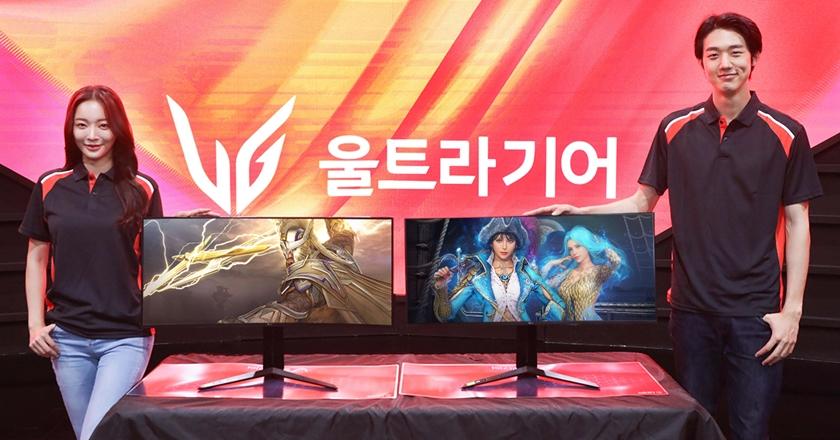 LG전자, 'LG 울트라기어' 모니터 신제품 출시