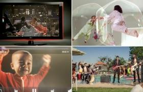 위트와 유머가 넘치는 LG의 해외 TV 광고 모음