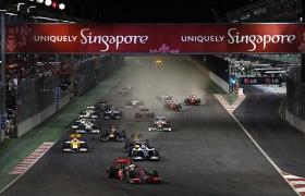 어둠을 밝히는 포뮬러 원(F1) 싱가포르 대회를 가다