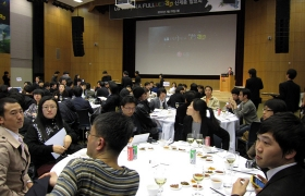 LG 인피니아 3D TV 발표회장에서 만난 블로거들의 생생 체험기