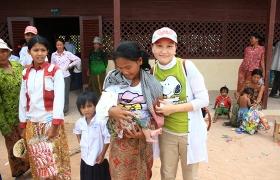캄보디아 마을에 희망 우물을 선물한 감동 사연
