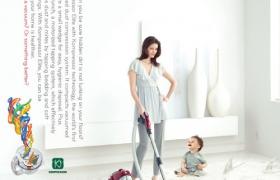 상식을 깬 독특한 비주얼로 사랑받는 LG의 해외광고