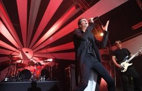 미국의 전설적인 록밴드의 콘서트, 옵티머스 3D로 생생하게!