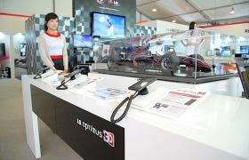한층 발돋움한 2011 F1 코리아 그랑프리 탐방기