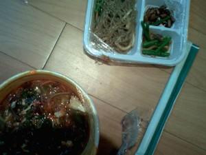 중국집 음식 사진