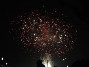 불꽃놀이 사진