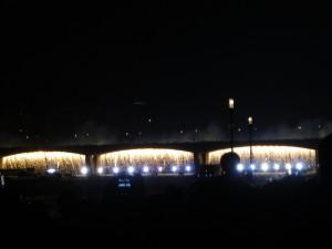 한강 야경
