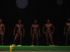 보디빌딩 대회 사진
