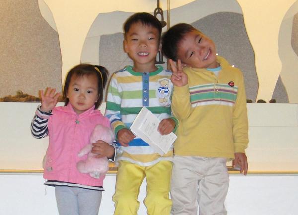 아이들 사진