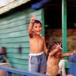 캄보디아 아이들의 사진2
