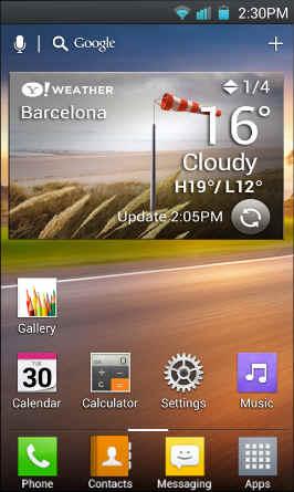 옵티머스 UI 3.0 화면 캡쳐 3