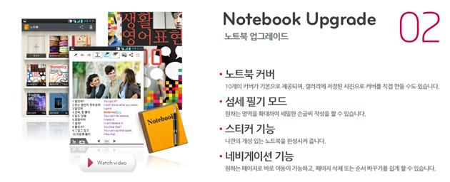 Notebook Upgrade 노트북 업그레이드