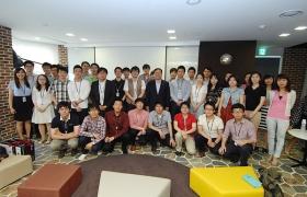 '열정 컴퍼니', LG전자 커뮤니케이터 2기 발대식 현장