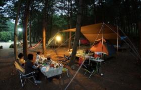 캠핑 100만 시대, 생각하고 준비해 100배 즐기기