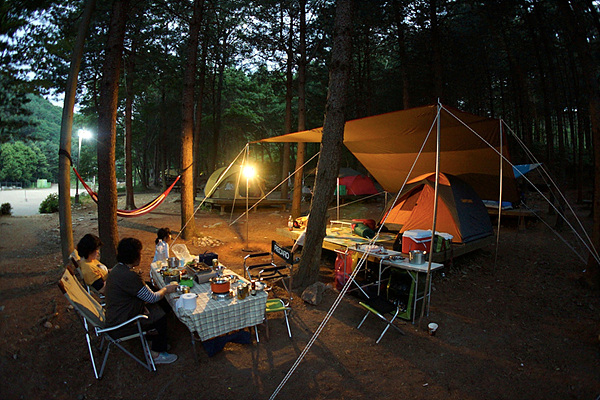 캠핑 사진 2