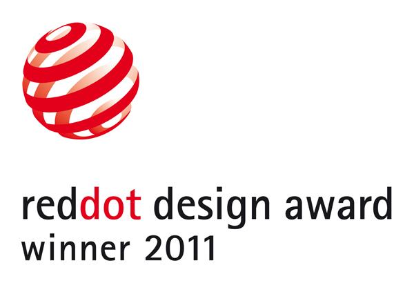 reddot design award winner 2011 이미지