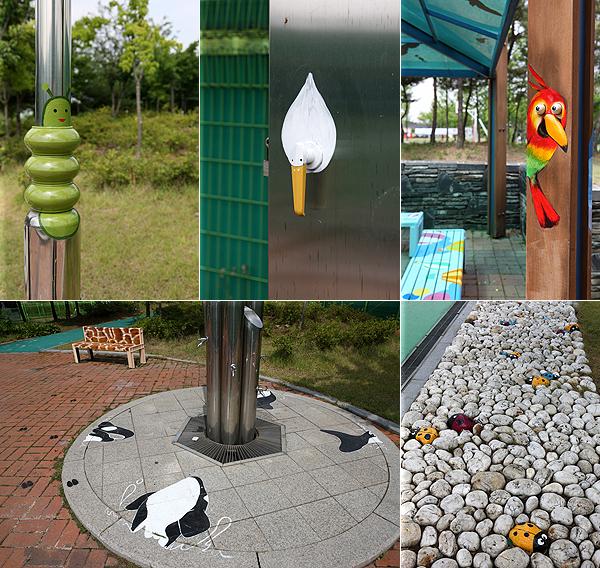 과천 주암체육공원 사진