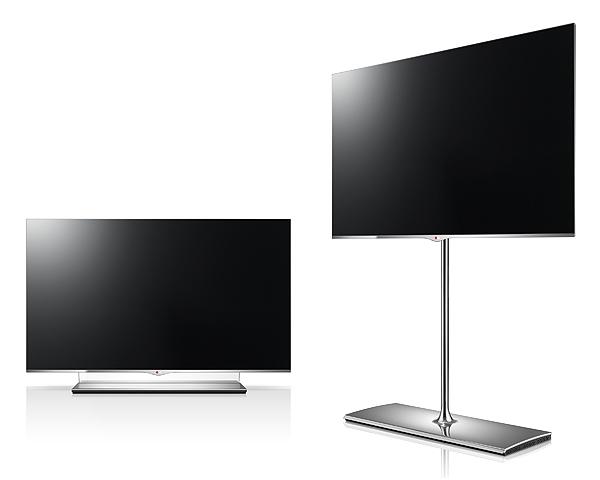 LG 올레드 TV 사진