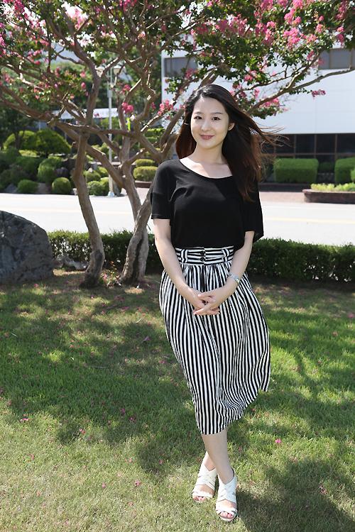 TV R&D 기획2팀 이정은 연구원 사진