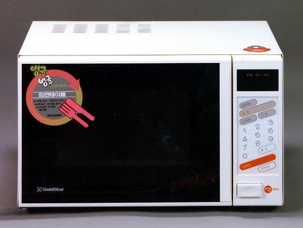 1980년형 전자레인지 ER 535MB 사진
