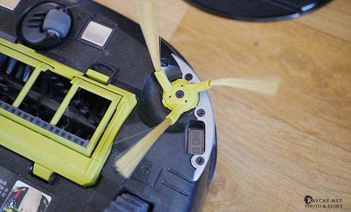로봇 청소기 로보킹 듀얼아이 2.0 사진