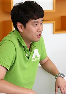 김성주 주임 사진