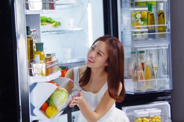 LG DIOS 광고 사진