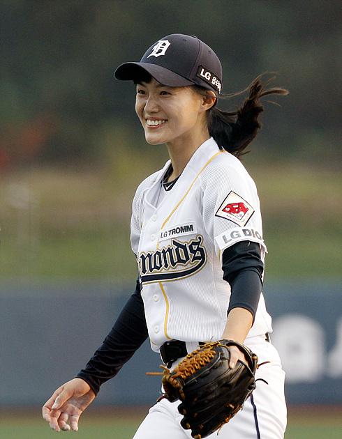 야구선수 모습