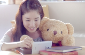 생각지 못한 새로운 경험, LG 옵티머스 뷰Ⅱ 광고 스토리