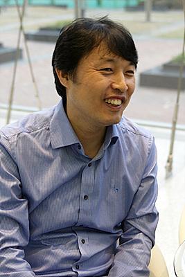 HE 디자인 연구소 이희창 책임연구원 사진