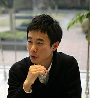 HE 디자인 연구소 이태진 주임연구원 사진