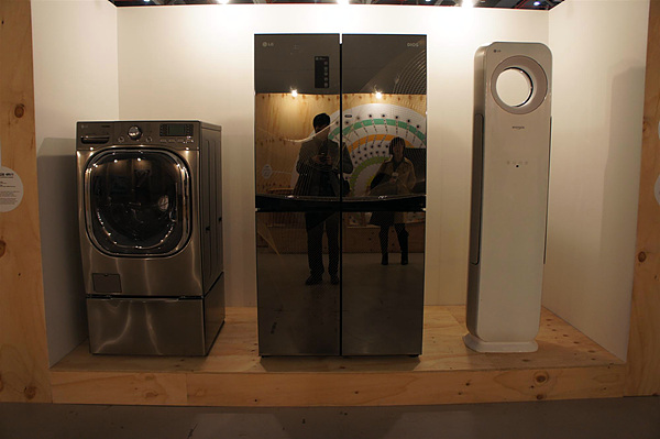 디자인코리아 2012가 열린 대구 엑스코 현장
