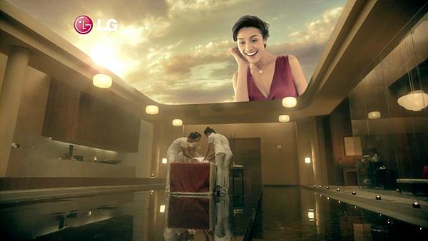 LG 광고