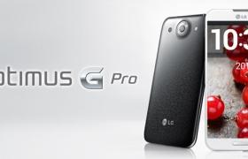 '옵티머스 G Pro' 디자인 페이스북 최초 공개