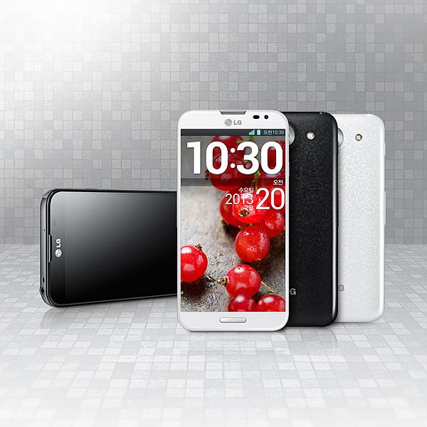옵티머스 G Pro 제품 사진