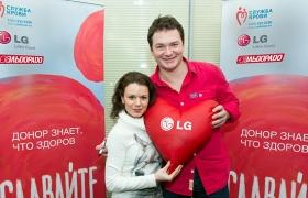 러시아 피겨 스타부부가 헌혈에 나선 까닭은?
