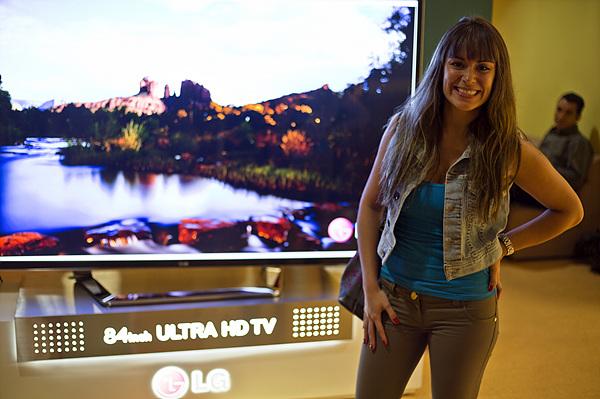 84형 Ultra HD TV
